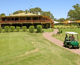 Coomealla Golf Club - Accommodation NT