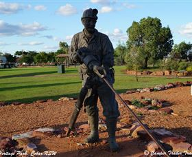 Cobar Miners Heritage Park - Accommodation NT