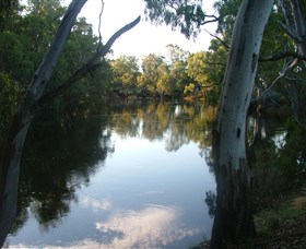 Five Rivers Fishing Trail - Accommodation NT