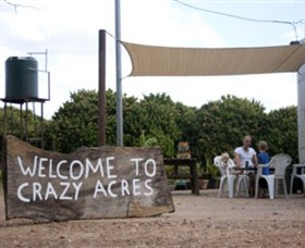 Crazy Acres - Accommodation NT