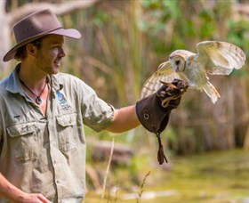 Territory Wildlife Park - Accommodation NT