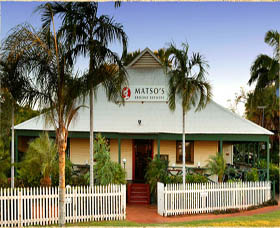 Matsos Broome Brewery and Restaurant - Accommodation NT