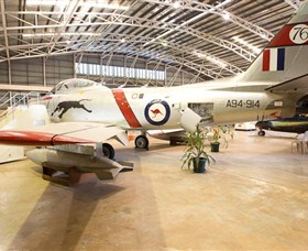 Australian Aviation Heritage Centre - Accommodation NT