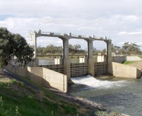 Hay Weir - Accommodation NT