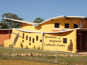 The Quinkan and Regional Cultural Centre - Accommodation NT