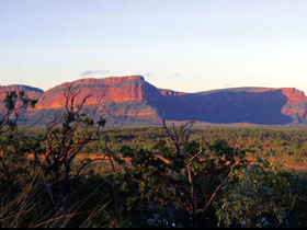 Blackdown Tableland National Park - Accommodation NT