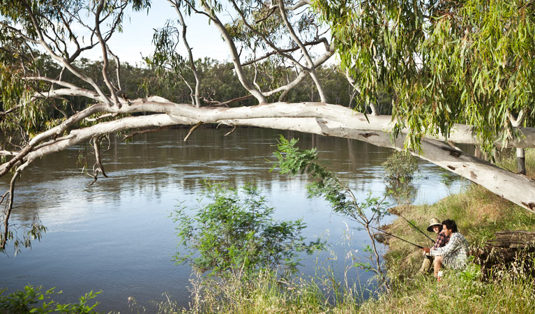 Murray Valley National Park - Accommodation NT