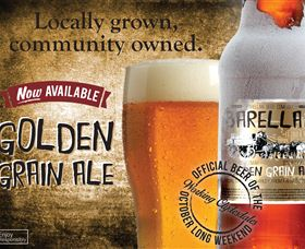 Barellan Beer - Community Owned, Locally Grown Beer