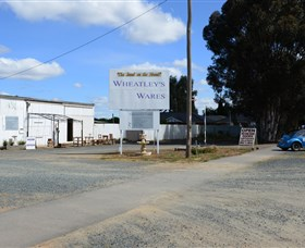 Wheatleys Wares - Accommodation NT
