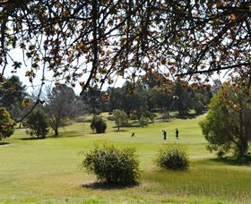 Narrandera Golf Course - Accommodation NT