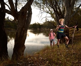 Narrandera Bike and Hike Track - Accommodation NT