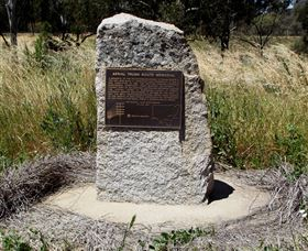 Aerial Trunk Route Memorial - Accommodation NT