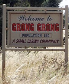 Grong Grong Earth Park - Accommodation NT