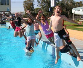 Dubbo Aquatic Leisure Centre - Accommodation NT