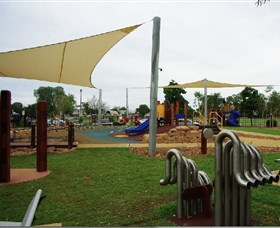 Livvi's Place Playground - Accommodation NT