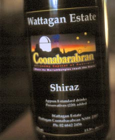 Wattagan Estate Winery - Accommodation NT