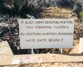 Army General Hospital Site - Accommodation NT