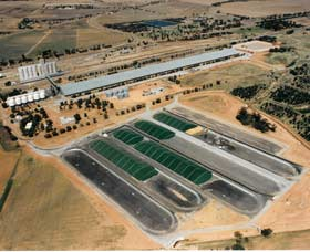 Co-operative Bulk Handling CBH Wheat Storage and Transfer Depot - Accommodation NT