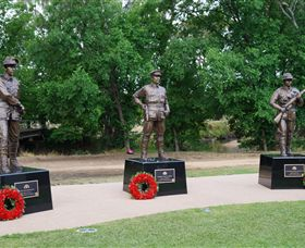 VC Memorial Park - Honouring Our Heroes - Accommodation NT