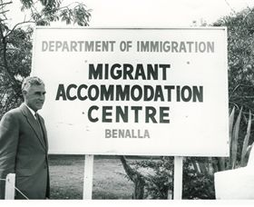 Benalla Migrant Camp Exhibition - Accommodation NT