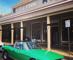 Finns Store - Accommodation NT