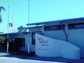 Shell World Yeppoon - Accommodation NT