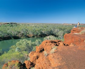 Fortescue River - Accommodation NT