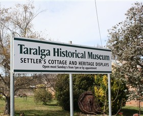 Taralga Historical Society Museum - Accommodation NT