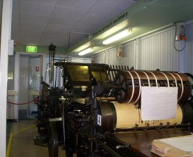 Queanbeyan Printing Museum - Accommodation NT