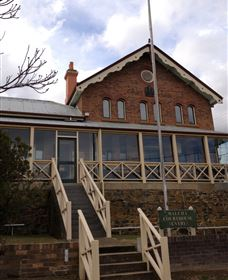 Historic Buildings Walking Tour - Accommodation NT