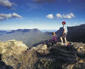 Blue Mountains National Park - National Pass - Accommodation NT