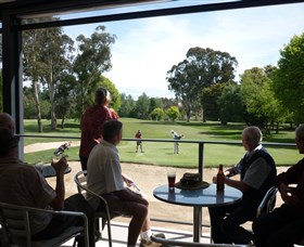Queanbeyan Golf Club - Accommodation NT