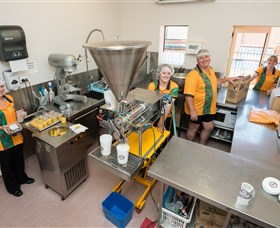 Mammino Gourmet Ice Cream - Accommodation NT