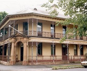 Singleton Heritage Walk - Accommodation NT