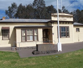 Maffra Sugar Beet Museum - Accommodation NT
