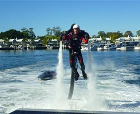 Jetpack Adventures - Accommodation NT