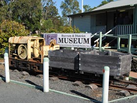 Burrum and District Mining Museum - Accommodation NT