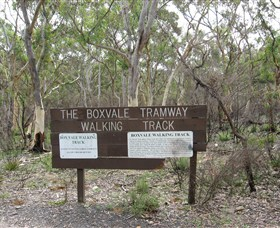 Box Vale Picnic Area - Accommodation NT