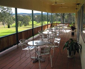 Woodenbong and District Golf Club - Accommodation NT