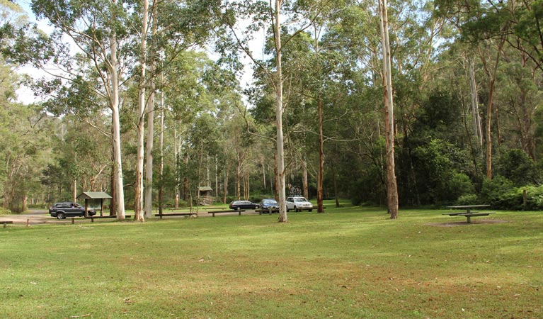 Mill Creek picnic area
