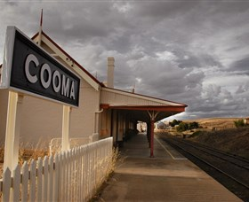 Cooma Monaro Railway - Accommodation NT