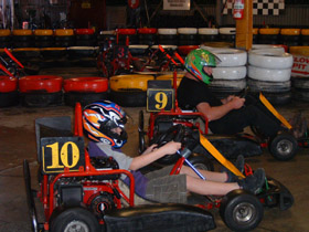 Indoor Kart Hire O'Connor - Accommodation NT