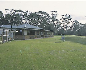 Yarram Golf Club - Accommodation NT