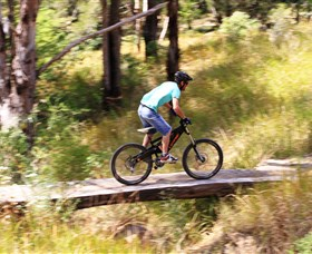 The Steps Mountain Bike Park - Accommodation NT