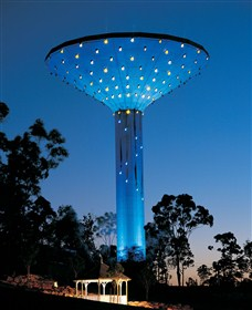 Wineglass Water Tower - Accommodation NT