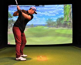 Par-Tee Virtual Golf - Accommodation NT