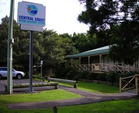 Central Coast Marine Discovery Centre - Accommodation NT