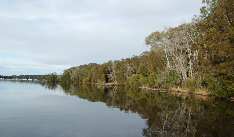 Lake Macquarie State Conservation Area - Accommodation NT