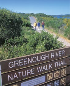 Greenough River Nature Trail - Accommodation NT