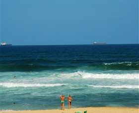 Merewether Beach - Accommodation NT